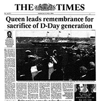 The Times 6 June 1994.